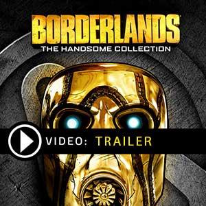 Borderlands The Handsome Collection Key kaufen Preisvergleich