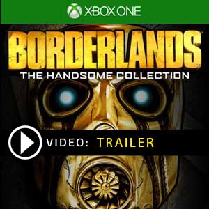 Borderlands The Handsome Collection Xbox One Digital Download und Box Edition