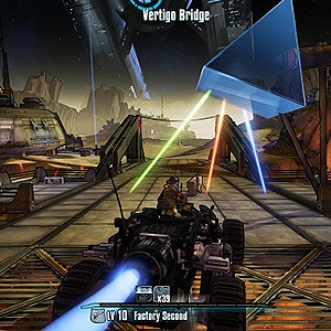 Borderlands The Pre- Sequel Vertigo Bridge