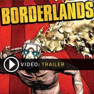 Kaufen Borderlands CD Key Preisvergleich