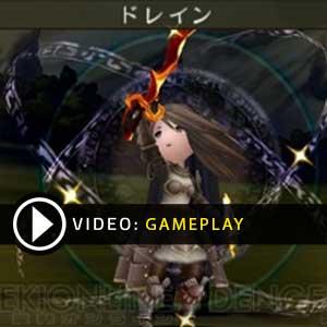 Bravely Default Nintendo 3DS Gameplay Video