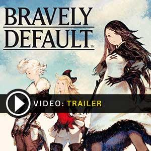 Bravely Default Nintendo 3DS Digital Download und Box Edition