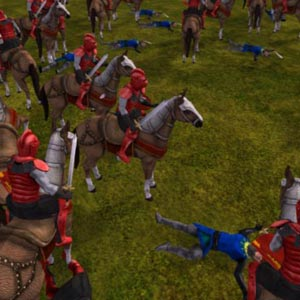 Broadsword Age of Chivalry Reiterei