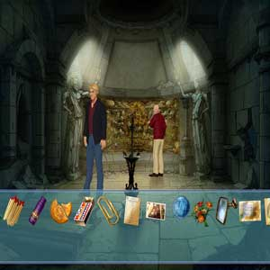 Broken Sword 5 The Serpents Curse PS4 Castell Chapel