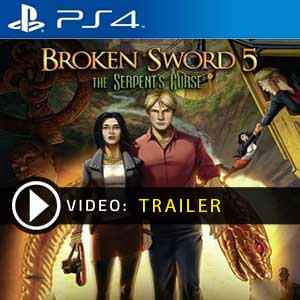 Broken Sword 5 The Serpents Curse PS4 Digital Download und Box Edition