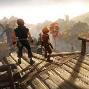 Brothers A Tale of Two Sons PS4 Überblick