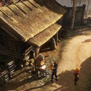 Brothers A Tale of Two Sons PS4 Dorf