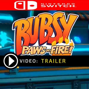 Bubsy Paws on Fire Nintendo Switch Digital Download und Box Edition