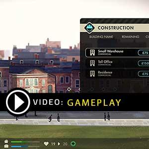 Buildings Have Feelings Too Gameplay Video