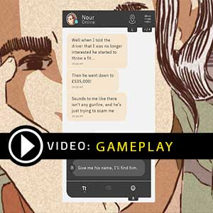 Bury me, my Love Nintendo Switch Gameplay Video