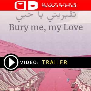 Bury me, my Love Nintendo Switch Digital Download und Box Edition