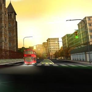 Bus Driver - Straße