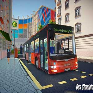 Bus Simulator 16 2 Tür Bus
