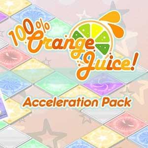 100% Orange Juice Acceleration Pack Key kaufen Preisvergleich