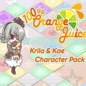 100% Orange Juice Krila & Kae Character Pack Key kaufen Preisvergleich