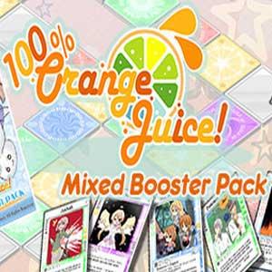 100% Orange Juice Mixed Booster Key kaufen Preisvergleich