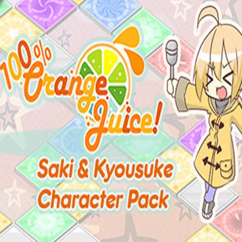 100% Orange Juice Saki & Kyousuke Character Pack Key Kaufen Preisvergleich