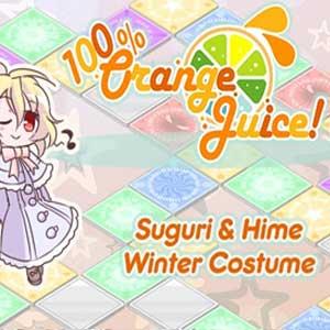 100% Orange Juice Suguri & Hime Winter Costumes Key kaufen Preisvergleich