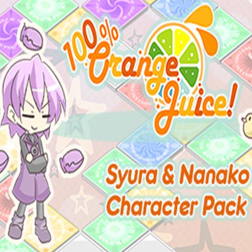 100% Orange Juice Syura & Nanako Character Pack Key Kaufen Preisvergleich