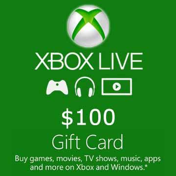 100 USD Gift Card Xbox Live Code Kaufen Preisvergleich