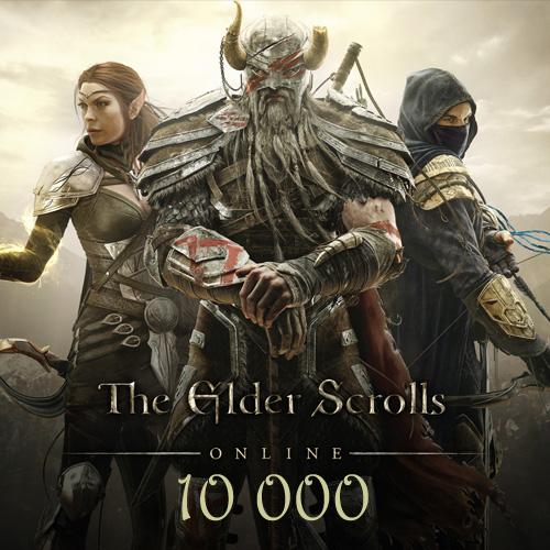 10000 The Elder Scrolls Online Gamecard Code Kaufen Preisvergleich