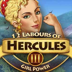12 Labours of Hercules 3 Girl Power