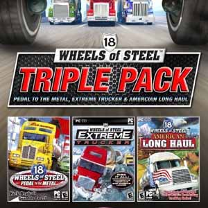 18 Wheels of Steel Pack Key Kaufen Preisvergleich