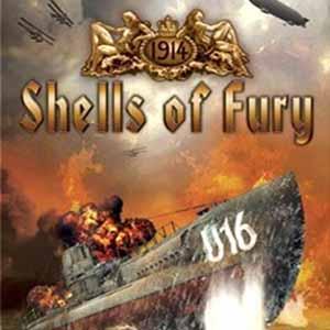 1914 Shells of Fury Key Kaufen Preisvergleich