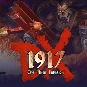 1917 The Alien Invasion DX