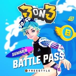 3on3 FreeStyle Battle Pass 2020 Summer Season