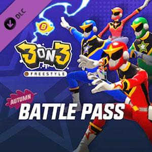 3on3 FreeStyle Battle Pass 2021 Autumn Part 1