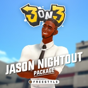 3on3 FreeStyle Jason Night Out Pack