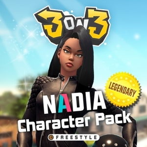 3on3 FreeStyle Nadia Legendary Pack