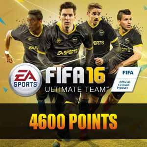 4600 FIFA 16 Punkte