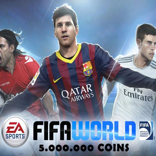 5.000.000 FIFA World Coins Gamecard Code Kaufen Preisvergleich