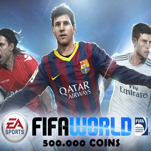500.000 FIFA World Coins Gamecard Code Kaufen Preisvergleich