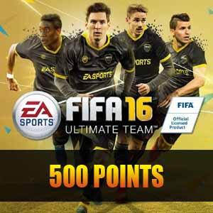 500 FIFA 16 Punkte Gamecard Code Kaufen Preisvergleich