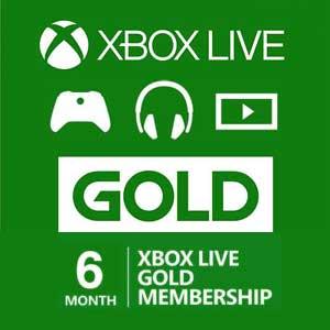 6 Monate Gold Xbox Live Code Kaufen Preisvergleich