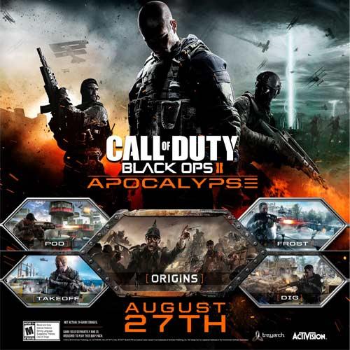 Black Ops 2 Apocalypse Key kaufen - Preisvergleich