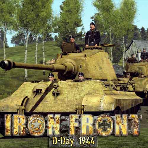 Iron Front Liberation 1944 D-Day DLC