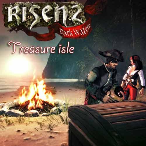 Kaufen Risen 2 Dark Waters Treasure Isle DLC CD KEY Preisvergleich