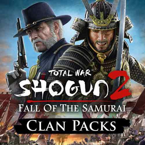 Kaufen Shogun 2 Fall of the Samourai Clan Packs CD KEY Preisvergleich
