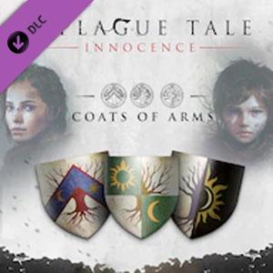 A Plague Tale Innocence Coats of Arms