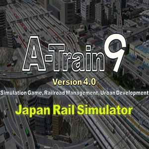 A-Train 9 V4.0 Japan Rail Simulator Key Kaufen Preisvergleich