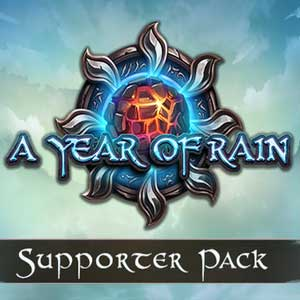 A Year of Rain Supporter Pack