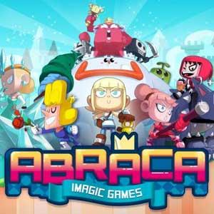 ABRACA Imagic Games