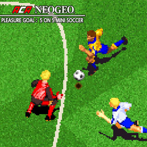ACA NEOGEO PLEASURE GOA 5 ON 5 MINI SOCCER