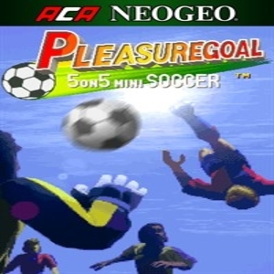 ACA NEOGEO PLEASURE GOAL 5 ON 5 MINI SOCCER