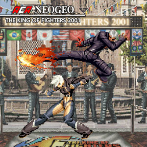 ACA NEOGEO THE KING OF FIGHTERS 2001