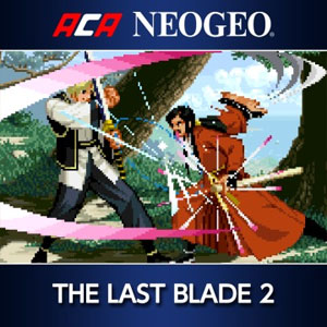 ACA NEOGEO THE LAST BLADE 2